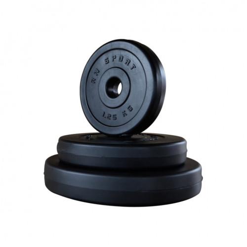 Штанга композитная 50 кг с ABS покрытием - Фото 3
