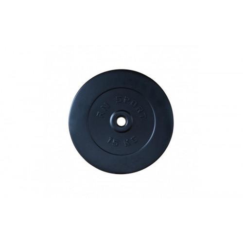 Диск композитный 15 кг - 31 мм