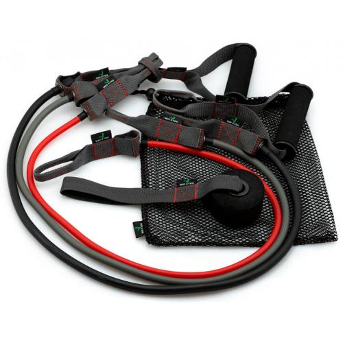 Набор эспандеров для фитнеса Power Bands Set 3 шт. - Фото 3