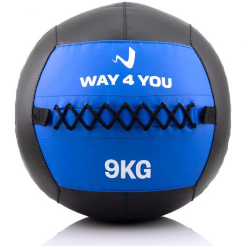 Медбол Way4you 9 кг - Фото