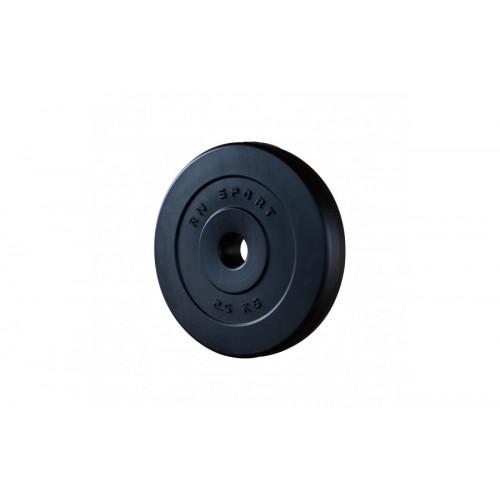 Разборные гантели 2 по  21 кг с пластиковым покрытием - Фото 4