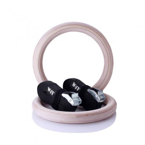 Гимнастические кольца для кроссфита - Фото 4