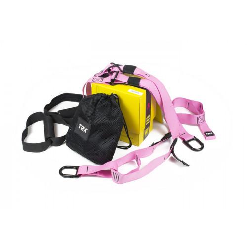 Петли TRX Home Pink - Фото