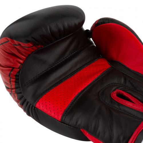Перчатки для бокса PowerPlay Pro Fight Black - Фото 5