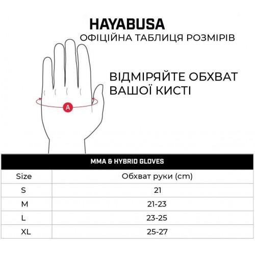 Перчатки для ММА и смешанных единоборств Hayabusa T3 - 4 oz - Фото 7