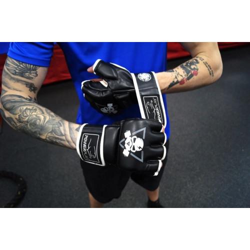 Перчатки для ММА PowerPlay Predator - Фото 6