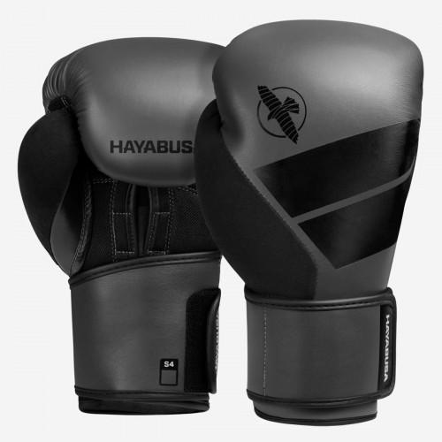 Перчатки боксерские Hayabusa S4 Grey