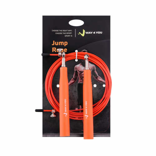 Cкакалка скоростная ULTRA SPEED CABLE ROPE 3 - Фото 3