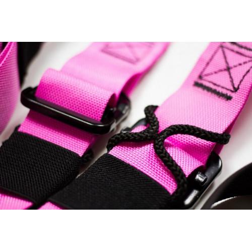 Петли подвесные TRX Home Pink - Фото 7